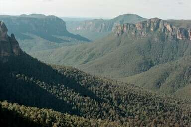 Govetts Gorge, Blackheath, Blue Mountains