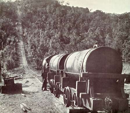 Hartley Vale Kerosene Shale Workings Blue Mountains